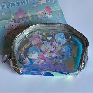 New Hello Kitty Toiletry Pouch